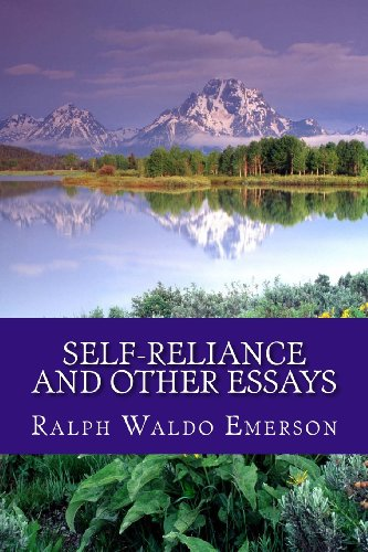 9781463772116: Self-reliance and Other Essays