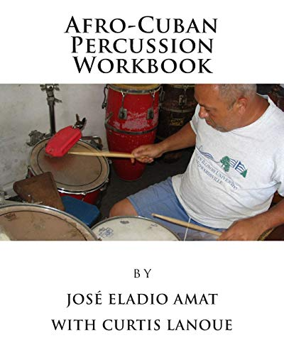 9781463772437: Afro-Cuban Percussion Workbook