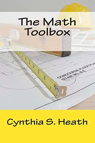 The Math Toolbox (Paperback): Mrs Cynthia S