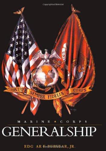 9781463798819: Marine Corps Generalship