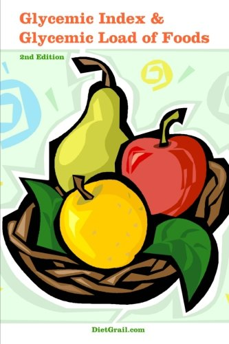 9781463799717: Glycemic Index and Glycemic Load of Foods