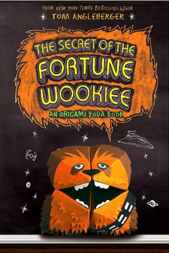 9781464046056: The Secret of the Fortune Wookie (Origami Yoda Series)