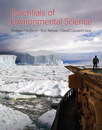 Essentials of Environmental Science: Andrew Friedland, Rick