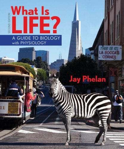 What Is Life? a Guide to Biology: Phelam, Jay