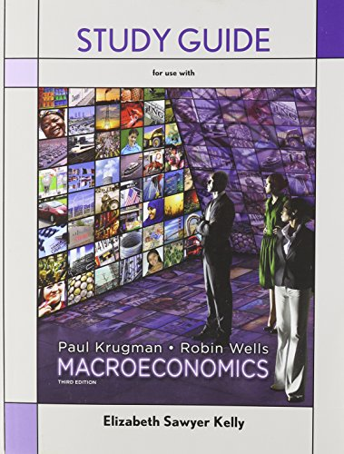 9781464104077: Study Guide for Macroeconomics