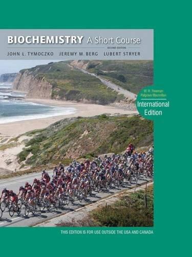 9781464104367: Biochemistry: A Short Course International Edition