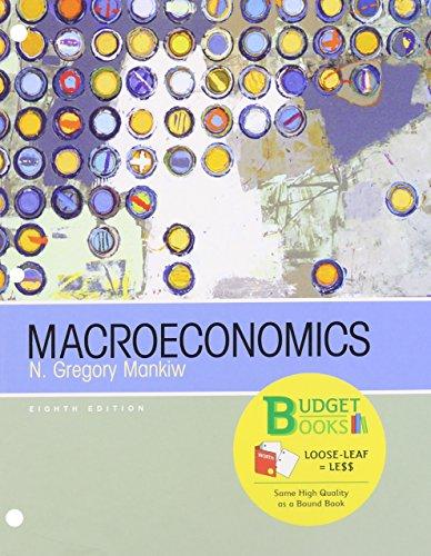 9781464105111: Macroeconomics (Loose Leaf)