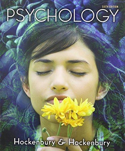 9781464105579: Psychology (Paperback)