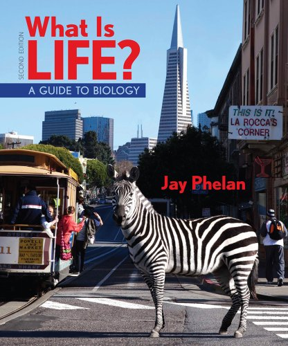 9781464107207: What Is Life? A Guide to Biology & Prep-U