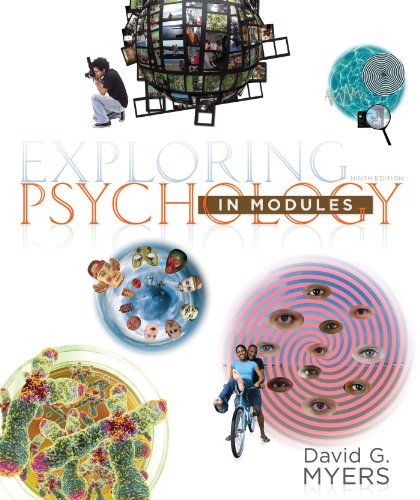 9781464108419: Exploring Psychology in Modules