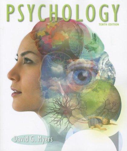 9781464108556: Psychology