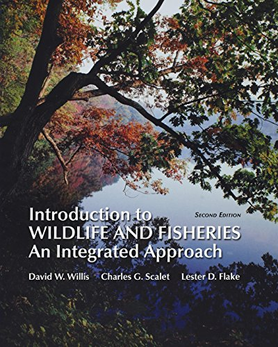 Introduction to Wildlife and Fisheries (Paperback): David Willis