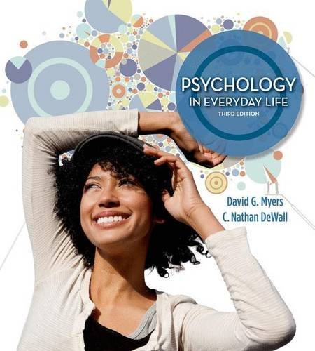 9781464109362: Psychology in Everyday Life