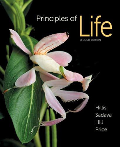 9781464109478: Principles of Life