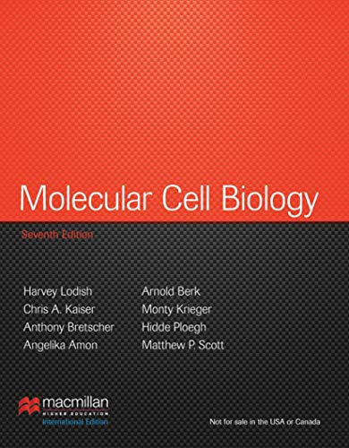 Molecular Cell Biology: International Edition