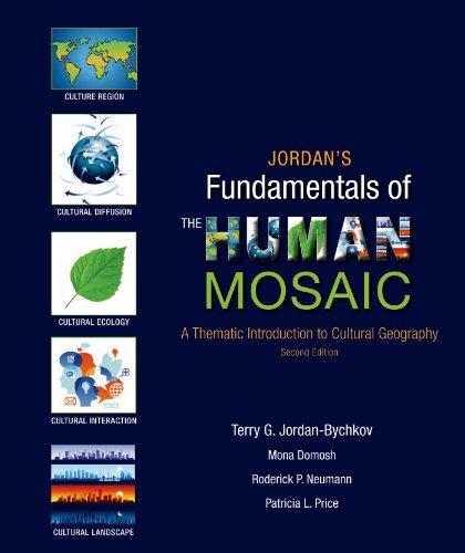 Fundamentals of the Human Mosaic: Terry G. Jordan-Bychkov