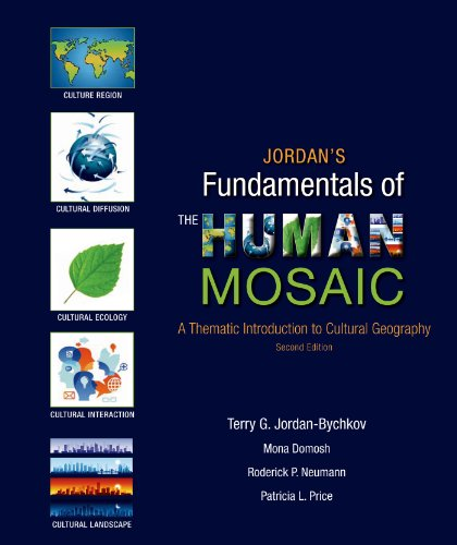 9781464110689: Jordan's Fundamentals of the Human Mosaic: A Thematic Introduction to Cultural Geography