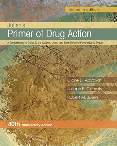 9781464111716: Julien's Primer of Drug Action