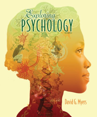 9781464111723: Exploring Psychology, 9th Edition