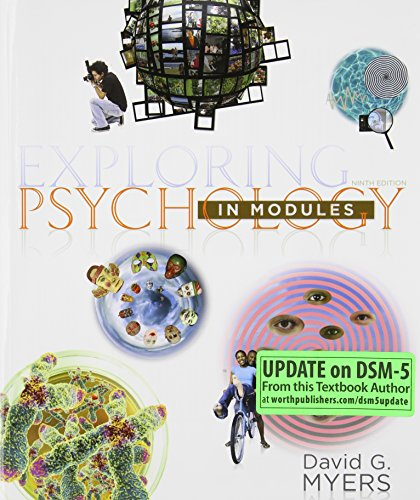 9781464111730: Exploring Psychology in Modules (Paper)