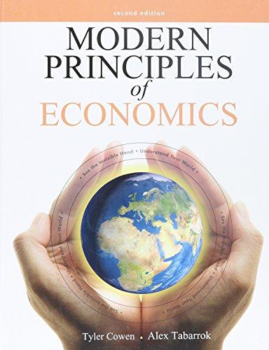 9781464111839: Modern Principles of Economics & Aplia
