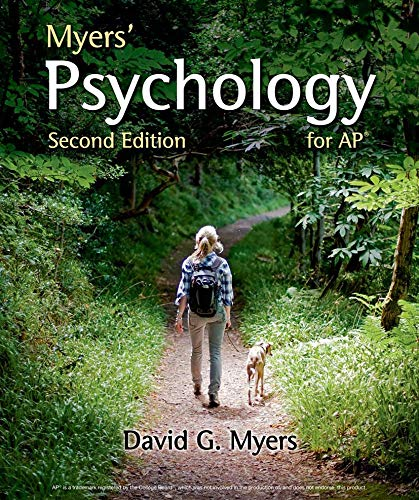 9781464113079: Myers' Psychology for AP
