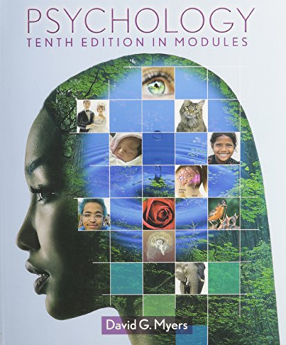 9781464113642: Psychology in Modules