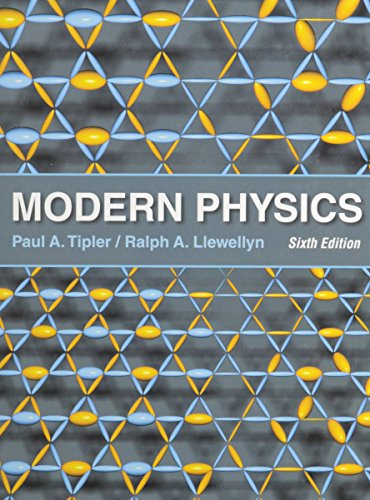 9781464115547: Modern Physics (Cloth) & Solutions Manual