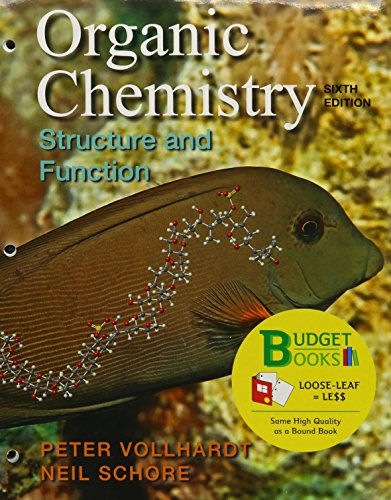 9781464119538: Organic Chemistry (Loose Leaf) & Access Card for Sapling Learning (Budget Books)