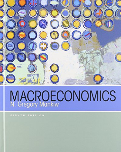 Macroeconomics & Portal Access Card (1464119821) by N. Gregory Mankiw