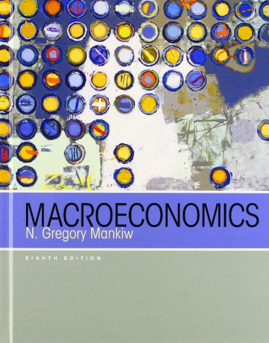 Macroeconomics & Study Guide: Mankiw, University N