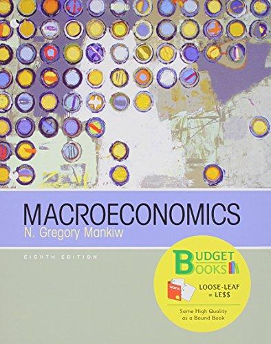 9781464119873: Macroeconomics (Loose Leaf) & Study Guide