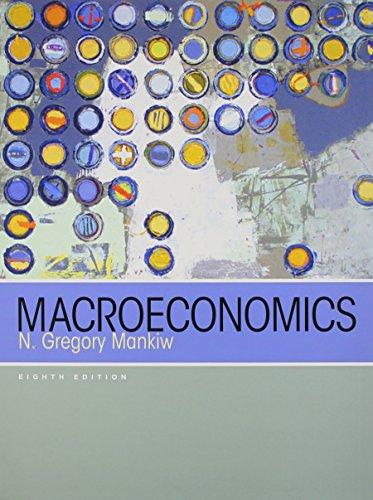 Macroeconomics & Aplia Access Card for Macroeconomics (1 Semester): Mankiw, N. Gregory