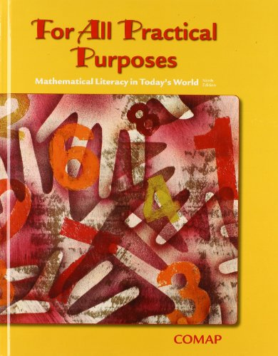 9781464120473: For All Practical Purposes: Mathematical Literacy in Today's World