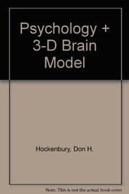 9781464122668: Psychology & 3-D Brain Model
