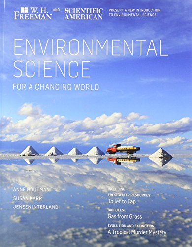 9781464123597: Environmental Science in a Changing World & EnviroPortal Access Card (6 Month)