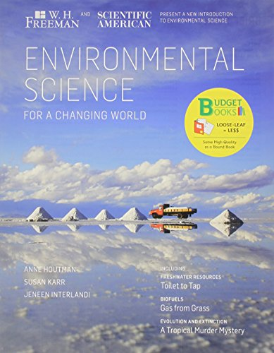 9781464123603: Environmental Science in a Changing World (Loose Leaf) & EnviroPortal Access Card (6 Month)