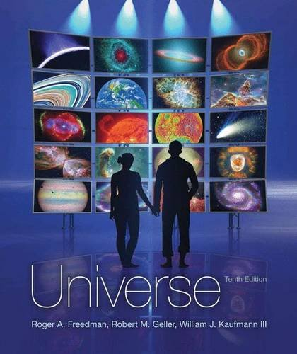 Universe (9781464124921) by Roger Freedman; Robert Geller; William J. Kaufmann