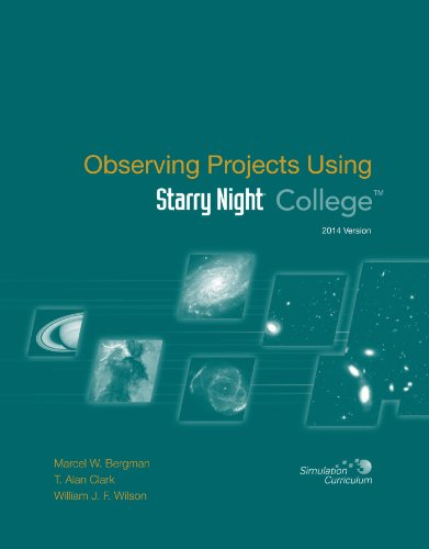 9781464125027: OBSERVING PROJECTS F/STARRY NIGHT COLL