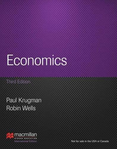 Economics: Paul Krugman; Robin