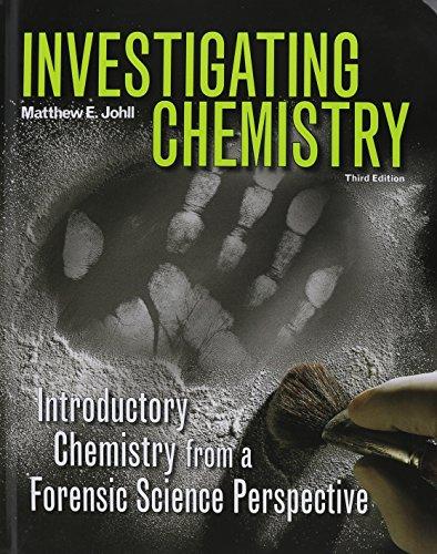 9781464130212: Investigating Chemistry & Lab Manual
