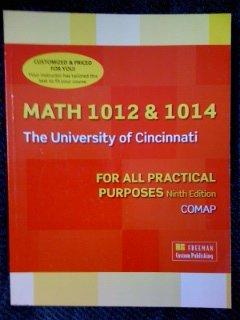 Math 1012 & 1014 (University of Cincinnati): Freeman