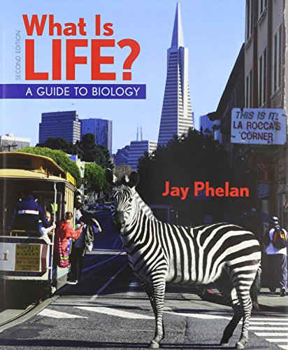 What is Life? Guide to Biology, BioPortal Access Card, PrepU NonMajors Access Card (6 Month), Go ...