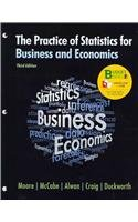 9781464132278: Practice of Statistics for Business and Economics (Loose Leaf)