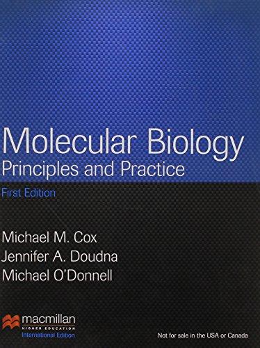 9781464132896: Mol Bio Prin Prac Pi