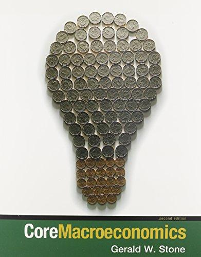 Core Macroeconomics & Economics Sapling Access Card: Stone, Gerald; Sapling