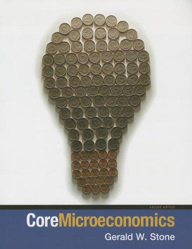 Core Microeconomics & Economics Sapling Access Card: Stone, Gerald; Sapling