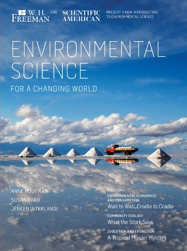 9781464135736: Environmental Science: For a Changing World