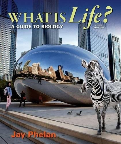 9781464135958: What is Life? A Guide to Biology