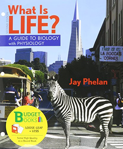 9781464136191: What if Life Guide: Guide to Biology with Core Physiology (Loose Leaf), e-Book Access Card, & Go Guide